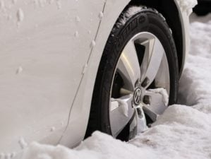 How To Arrive Safely: Winter Driving | Feature
