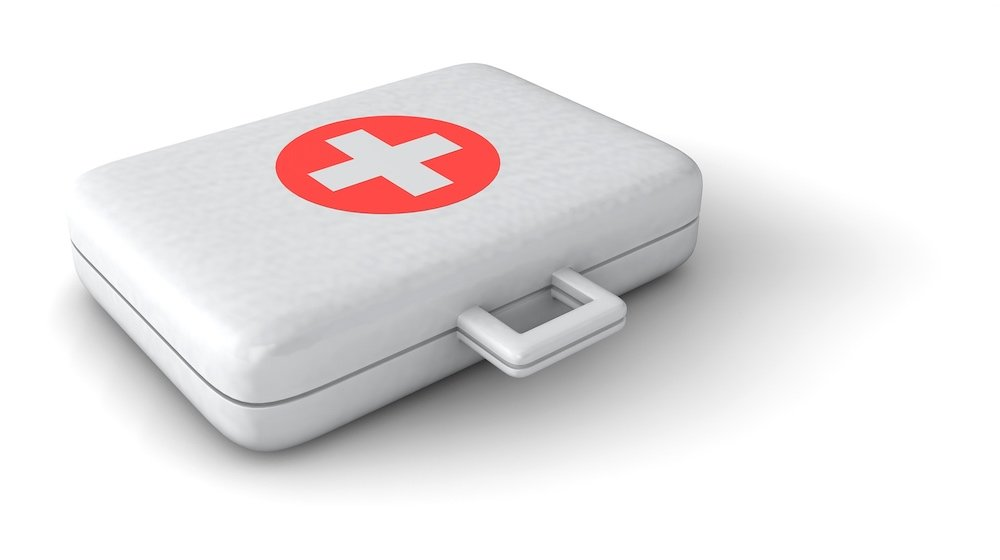 first aid kit feature
