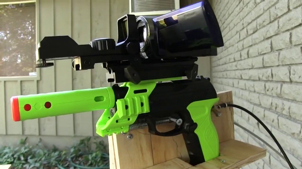 Feature | How To Make A Remote Control Gun