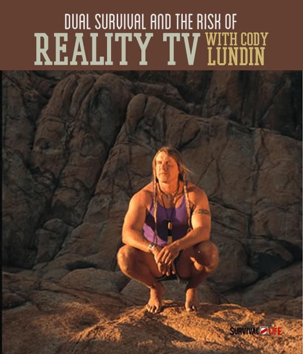 Cody Lundin of Dual Survival - Survival Entertainment