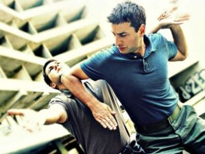 Feature | Martial arts self defense | SELF DEFENSE: Escaping Your Captors in the City