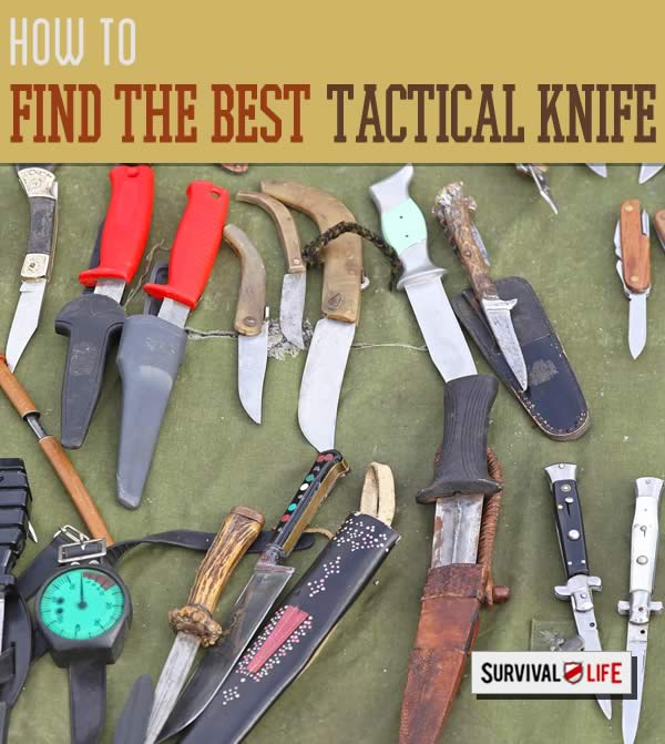 tactical knife, survival knife, choosing a tactical knife, folding knives