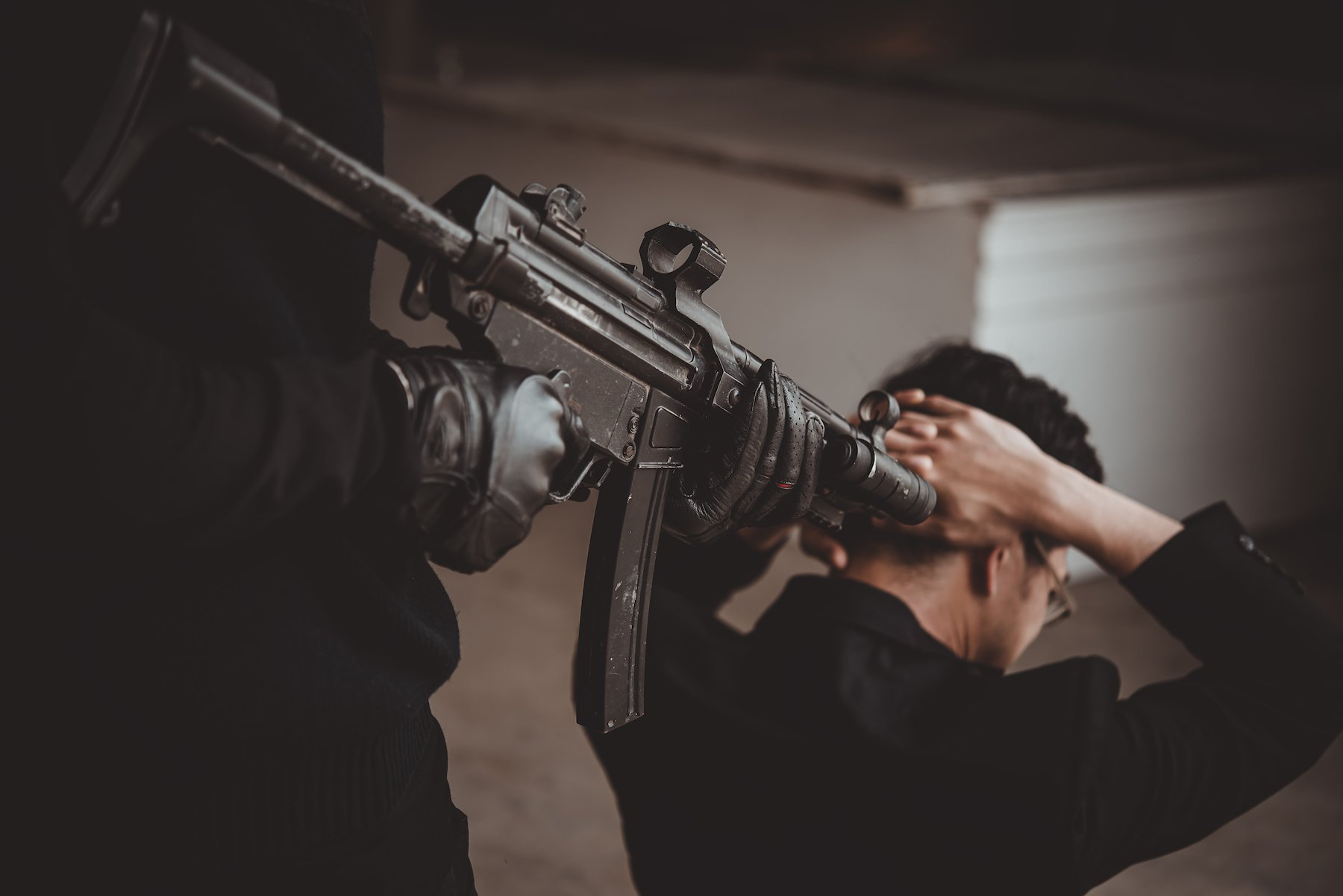 How to Survive a Hostage Situation or Terrorist Attack