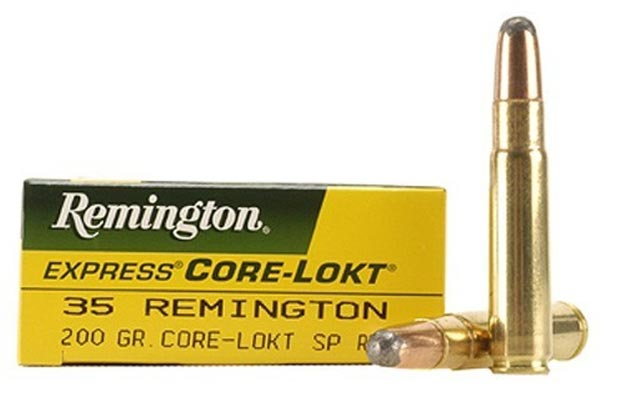 hunting rifle calibers