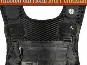 Product Review: The Mission Critical Baby Carrier by Survival Life at http://survivallife.staging.wpengine.com/2015/03/27/product-review-the-mission-critical-baby-carrier