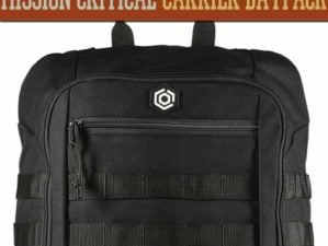 Product Review: The Mission Critical Carrier Daypack by Survival Life at http://survivallife.staging.wpengine.com/2015/03/27/product-review-the-mission-critical-carrier-daypack-review