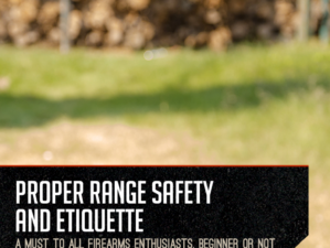 gun safety, range safety, and etiquette are essential to practice at all times. by https://guncarrier.com/gun-safety-range-safety-and-etiquette