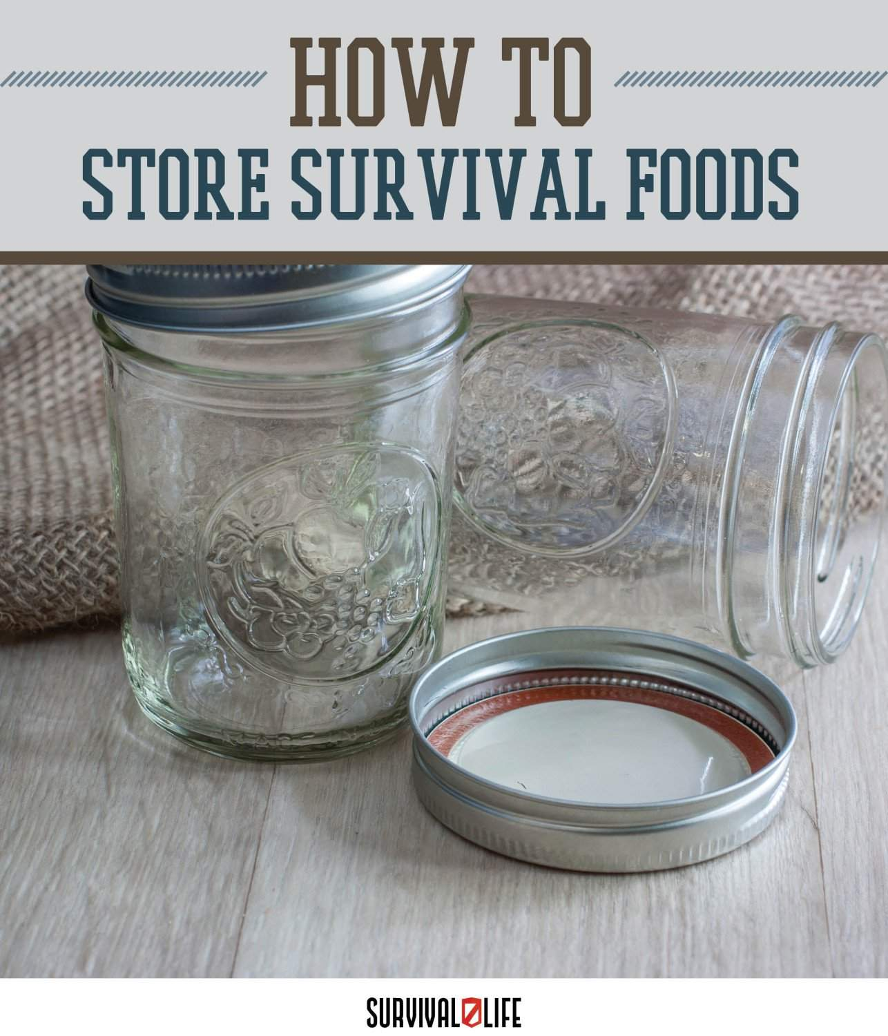 8 Survival Foods and How To Store Them by Survival Life at http://survivallife.staging.wpengine.com/2015/05/20/8-survival-foods-and-how-to-store-them