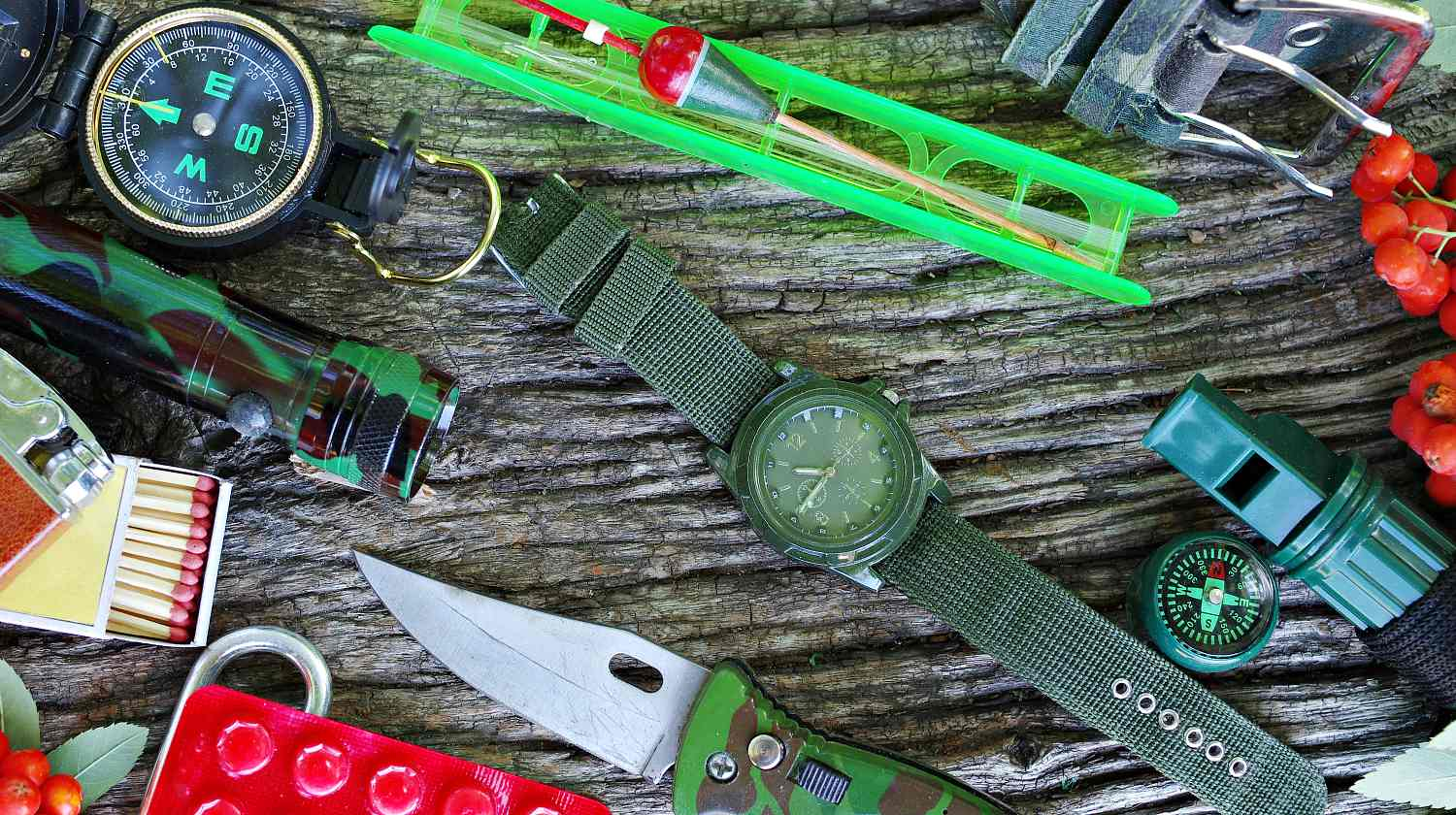 Feature | Survival kit | Essential Items For New Preppers [Video]