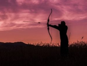 Feature | How to Make Your Own Bow and Arrow