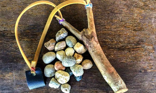 slingshot essential homemade weapons ss