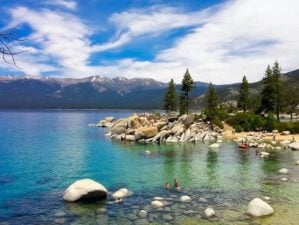 best campgrounds nevada