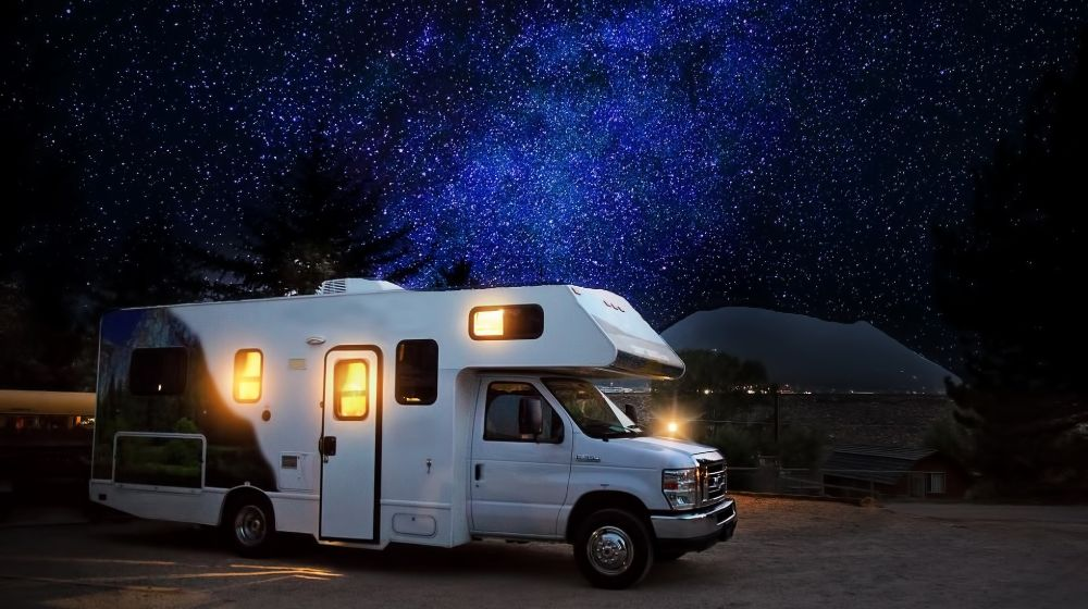 RV Camping trailer 2 feature pb