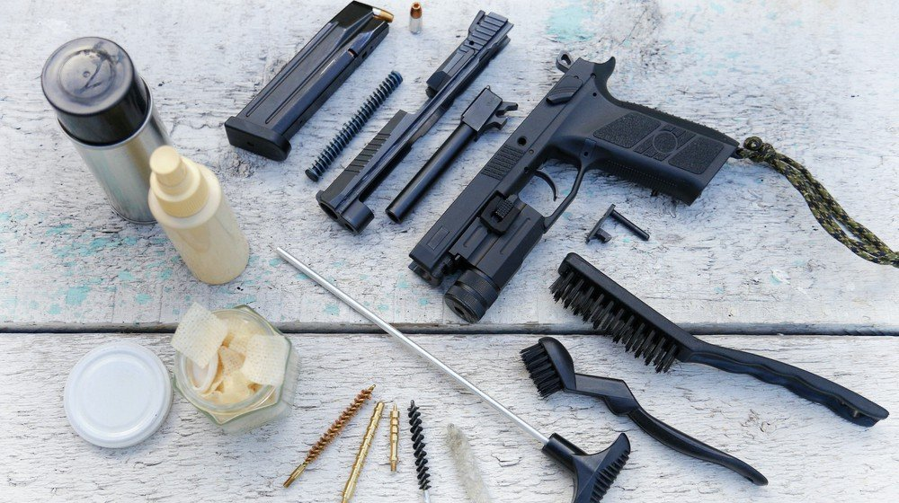 Feature | The Two-Minute Gun Clean For Striker Pistols