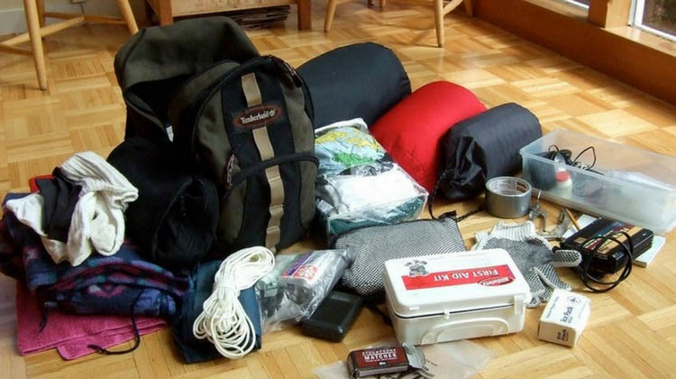 Home Disaster Survival Kit Featured Image