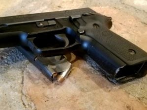 Feature | Police Trade-In Guns | Sig Sauer P229 .40 S&W | Police Trade Ins For Sale