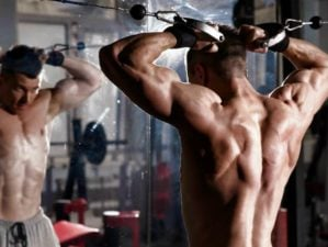 bodybuilder works out bodyweight exercises feature gt