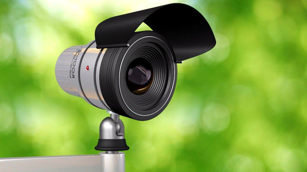 cctv video camera home security cameras feature getty