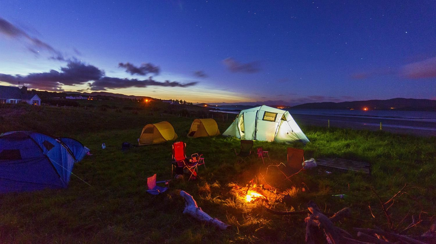 Feature | camping tent | Badass Camping Hacks For Your Next Trip