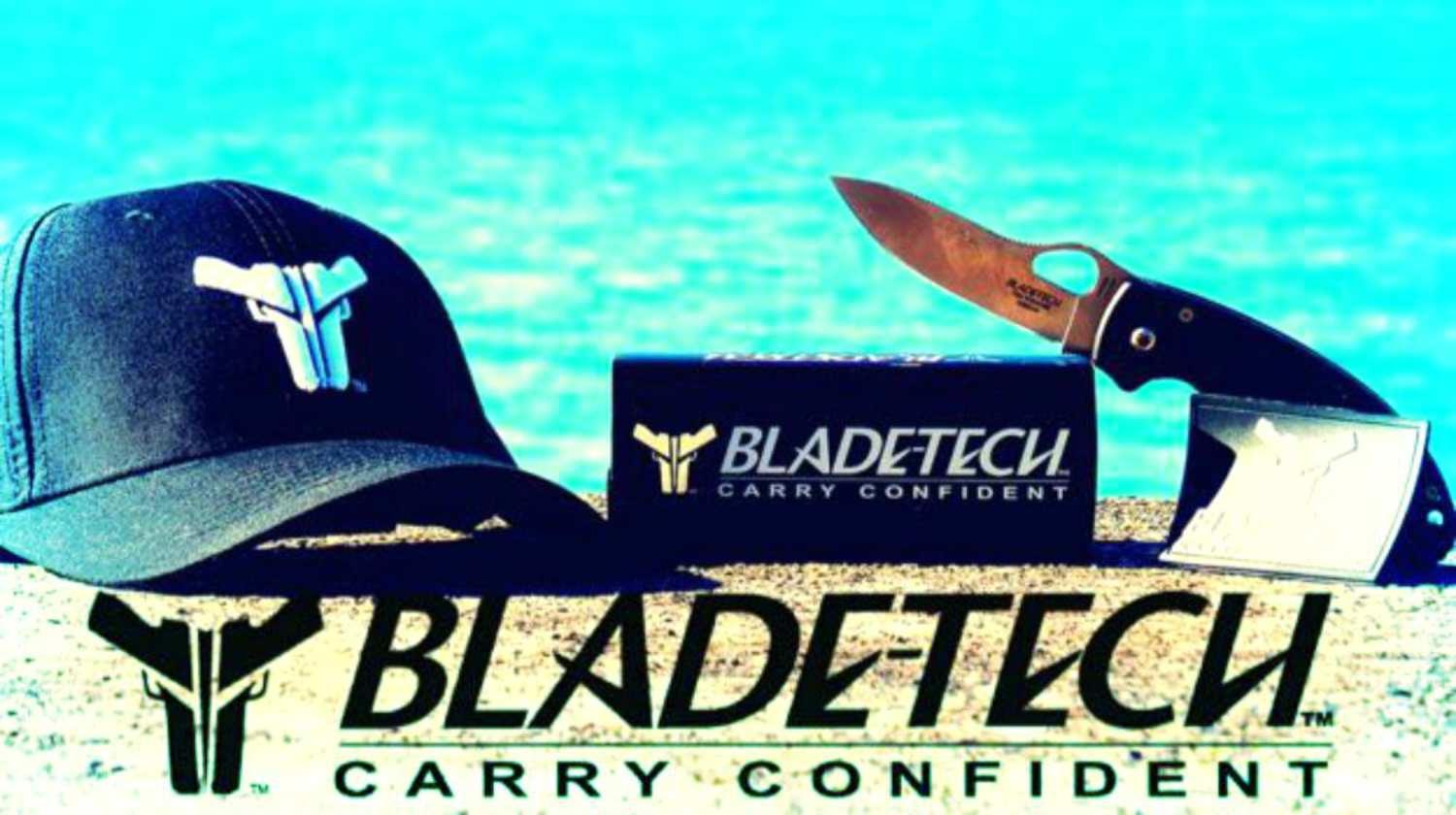 Feature | Bladetech carry confident | Survival Knives You Need From Blade-Tech Industries