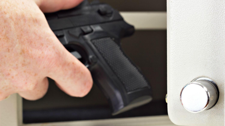 Feature | Putting gun in a vault | Unusual Hidden Gun Safes To Keep Your Firearms Secure