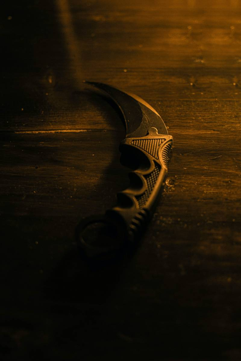 black karambit | Virginia Knife Laws