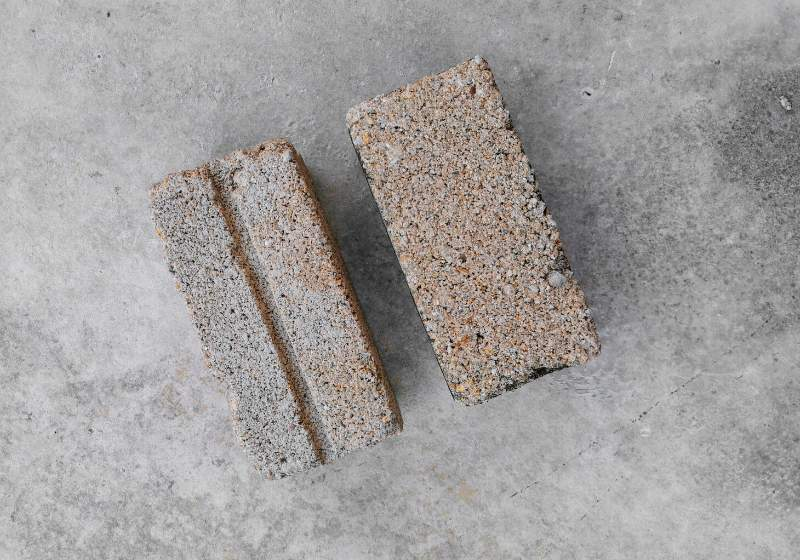 solid clay bricks used constructionwhite brick | how to make cement countertop