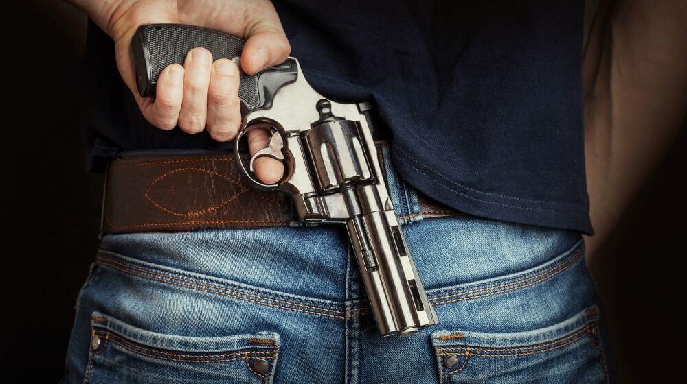 Hidden gun   5 Calibers For Self-Defense   Self-Defense Firearms   Featured