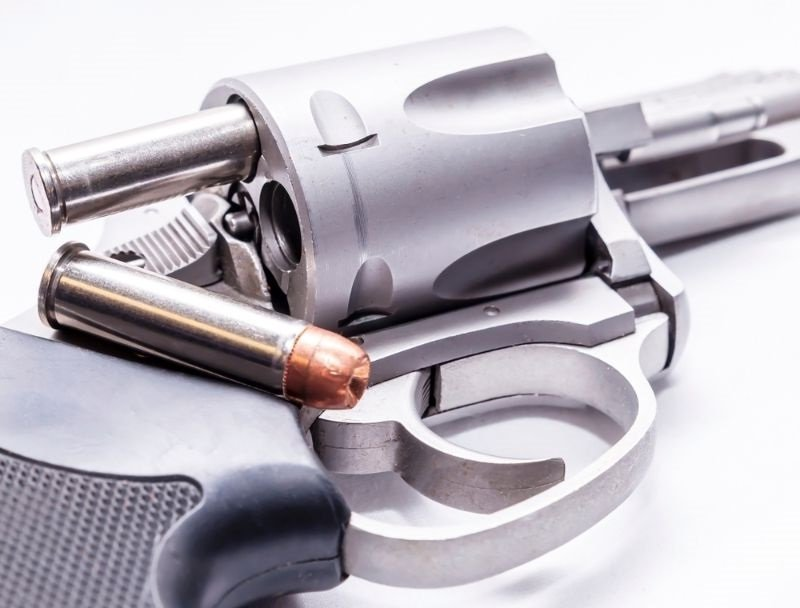 opened-cylinder-stainless-357-magnum-revolver | eaa firearms review