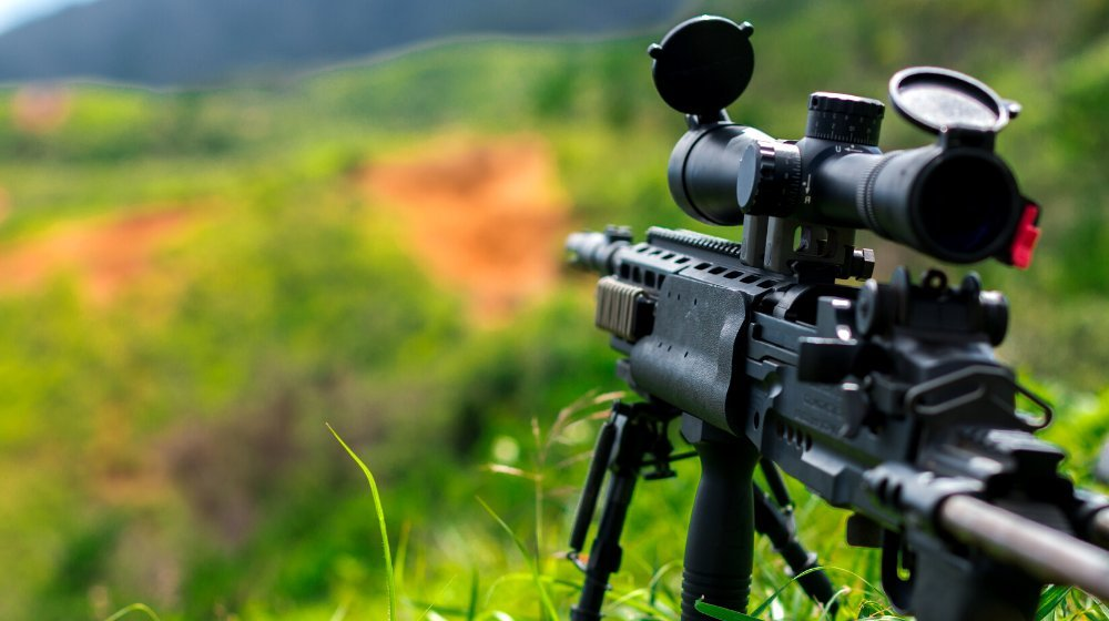 rules of third photography of sniper rifle | Smith And Wesson M&P 15 Review | featured