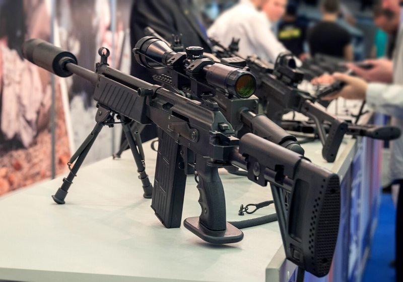 people counter samples automatic weapons | m&p 15-22