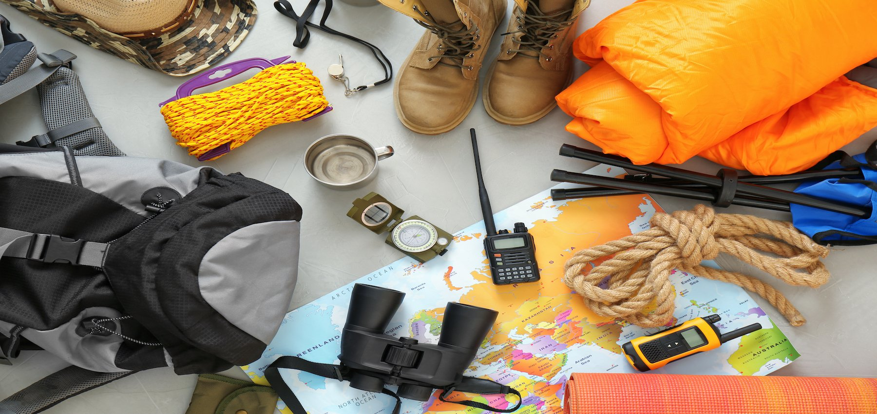 32 must have prepper gear items