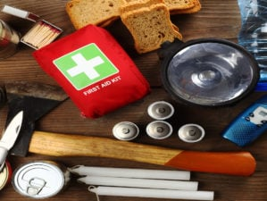 Medical Supplies Disaster Prepared