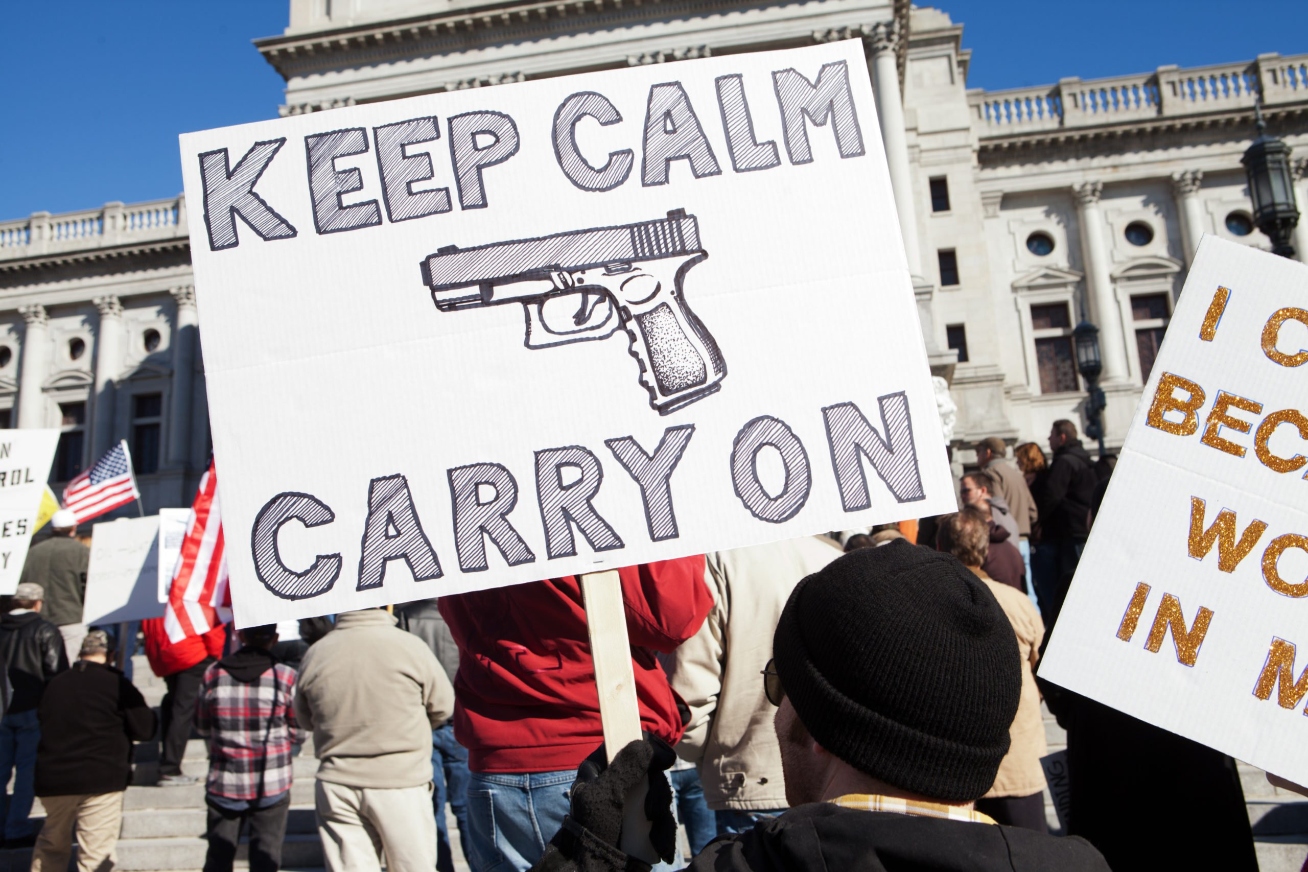 County Declared Guns Rights Sanctuary