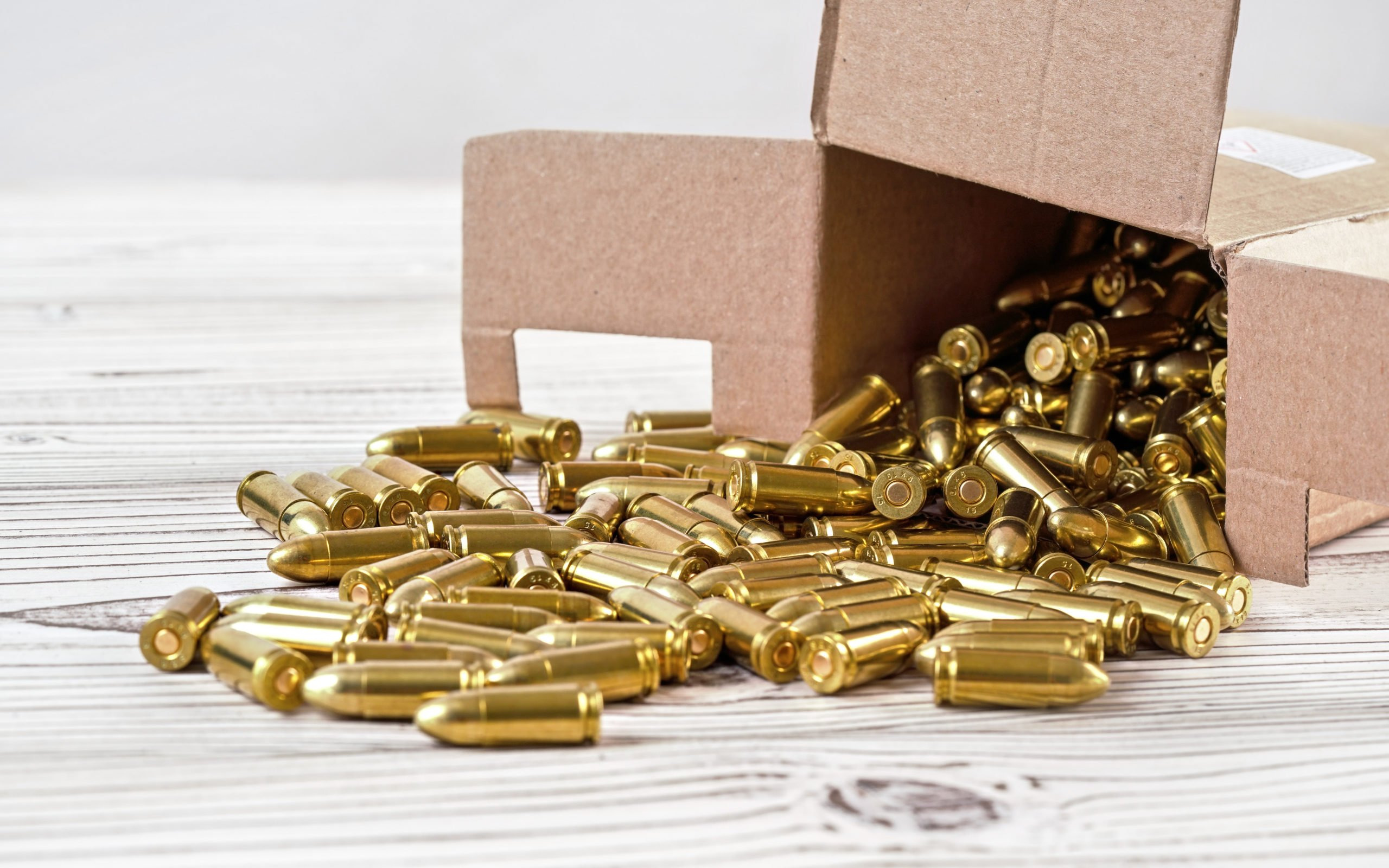 Ammunition Delivery Services Created Out of Necessity in New Jersey