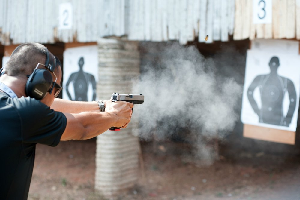 Police Special Operations Practicing Fire Pistol | Accuracy Vs Precision: How Do They Differ?