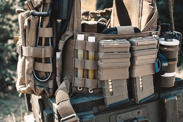 The Weight of your Gear is evenly distributed | Reasons to Own a Tactical Vest