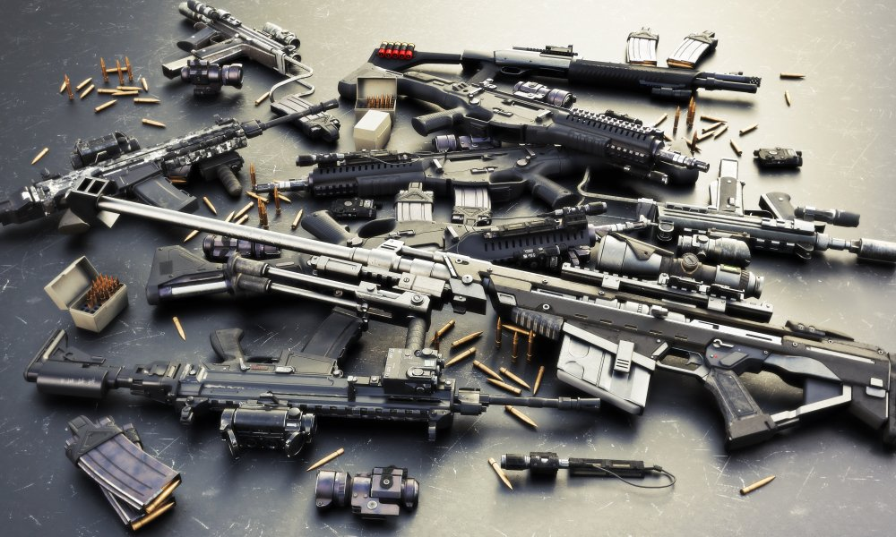 Feature | Semi-Automatic vs Automatic Firearms | What's the Difference?