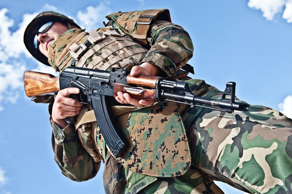 Why is the AK-47 So Popular?