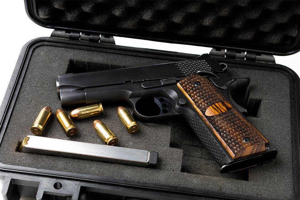 Biometric Gun Safes: What You Need to Know