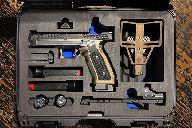 Laugo Arms Alien 9mm Pistol | Coolest Guns of 2020