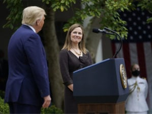 Amy Coney Barrett's Confirmation Could Tip the Supreme Court Scales on 2nd Amendment Cases