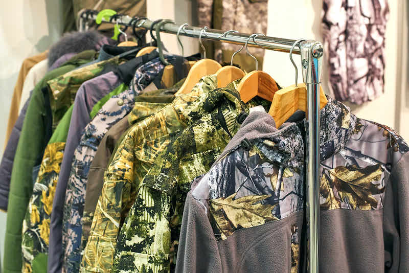 camouflage clothing for hunters and fishermen | how to hunt rabbits with a 22