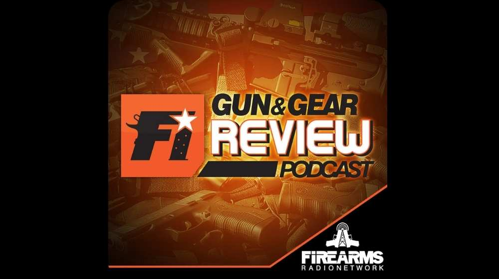 Gun and Gear Review Podcast Banner