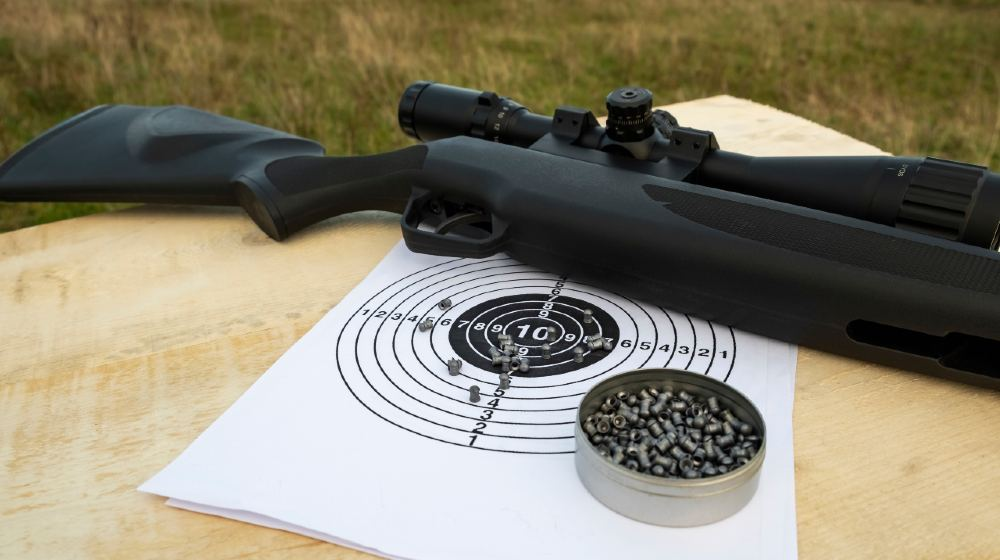 airgun and pellets for shooting | What is the Best Airgun for Self Defense | Featured