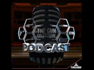 the gun collective podcast banner