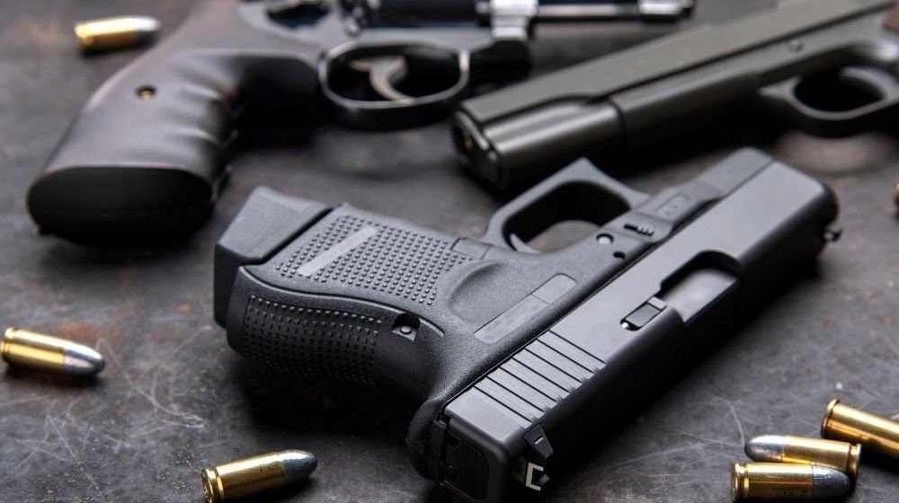 Gun, Pistol with ammunition   Sig Sauer P365 vs Glock 43   If You Could Only Have One   Featured