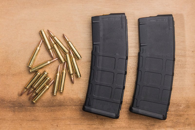High capacity 30 round bullet magazines | how to use an ar 15 sling