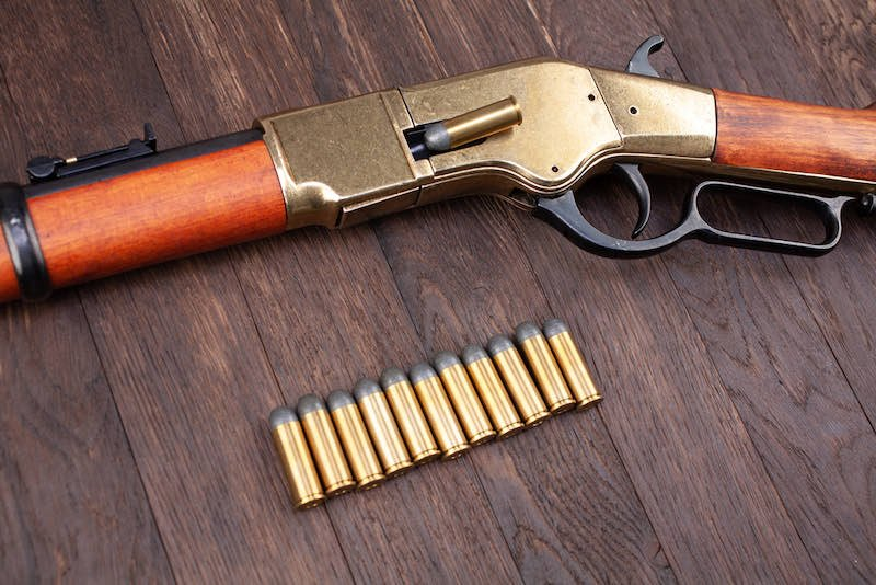 Wild west gun lever action repeating rifle | best rifles for home defense