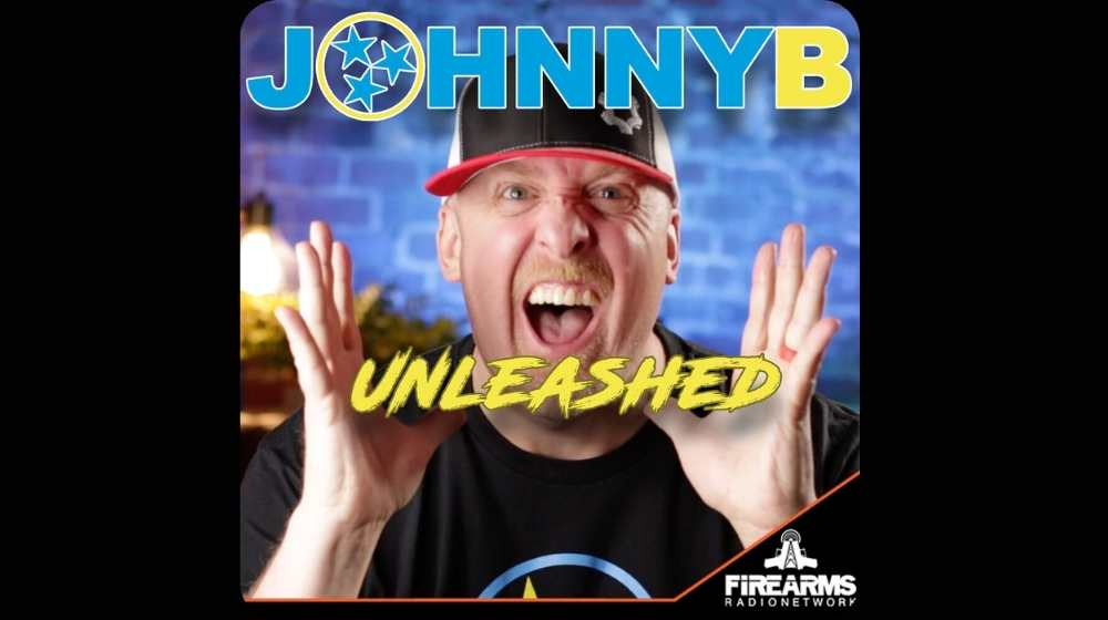 johnny b unleased podcast banner